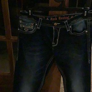 Rock Revival Jean